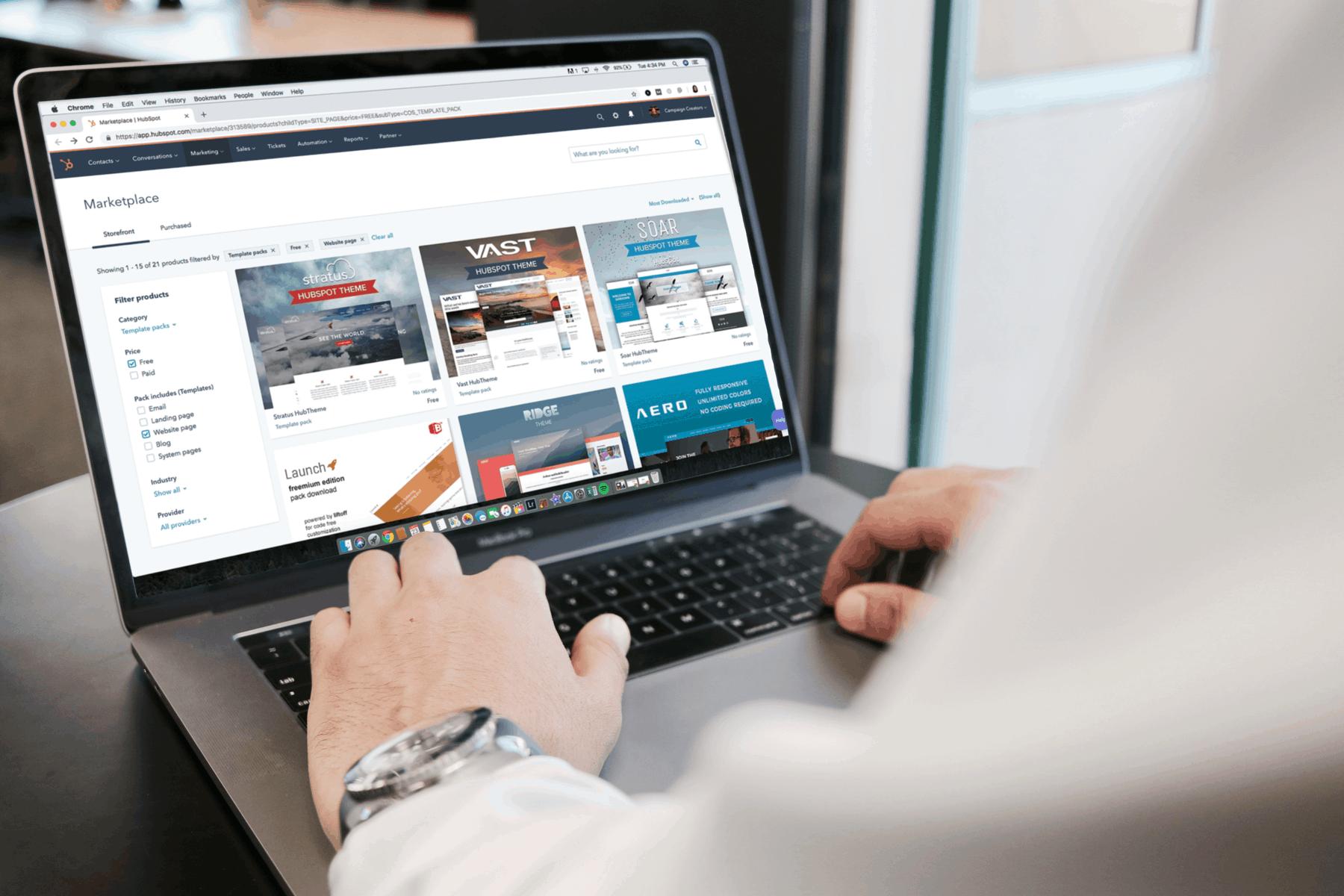 Content Monetarisierung im Internetportal oder Blog