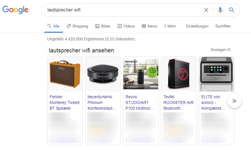 Google Shopping Feed ab jetzt wieder kostenlos
